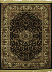 Dywan Isfahan 5255 brown/brown