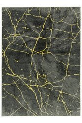 Dywan LUX VERSO 2277A yellow/d.grey