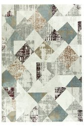Dywan Luxess 10128 somon patchwork